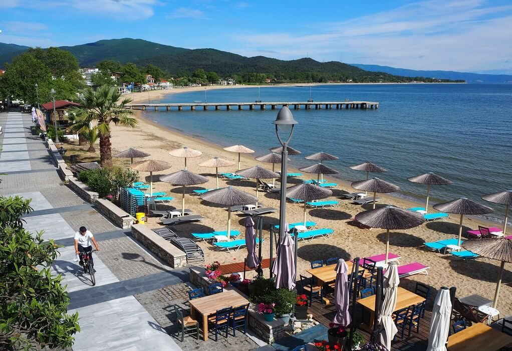 Στέλιος Βαλιάνος στο GRTimes.gr: Ο δήμος Αριστοτέλη κοιτίδα του θεματικού τουρισμού