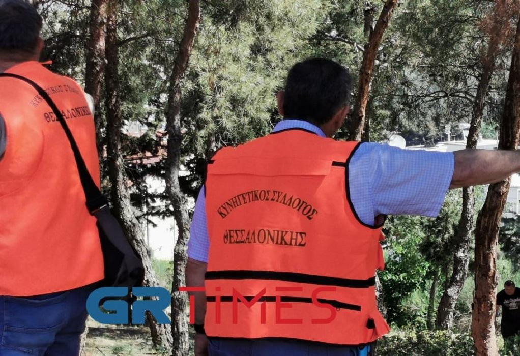 Αγριογούρουνα ξανά στη Θεσσαλονίκη – Μεγάλη κινητοποίηση των Αρχών στο Άλσος Συκεών (pics, vid)