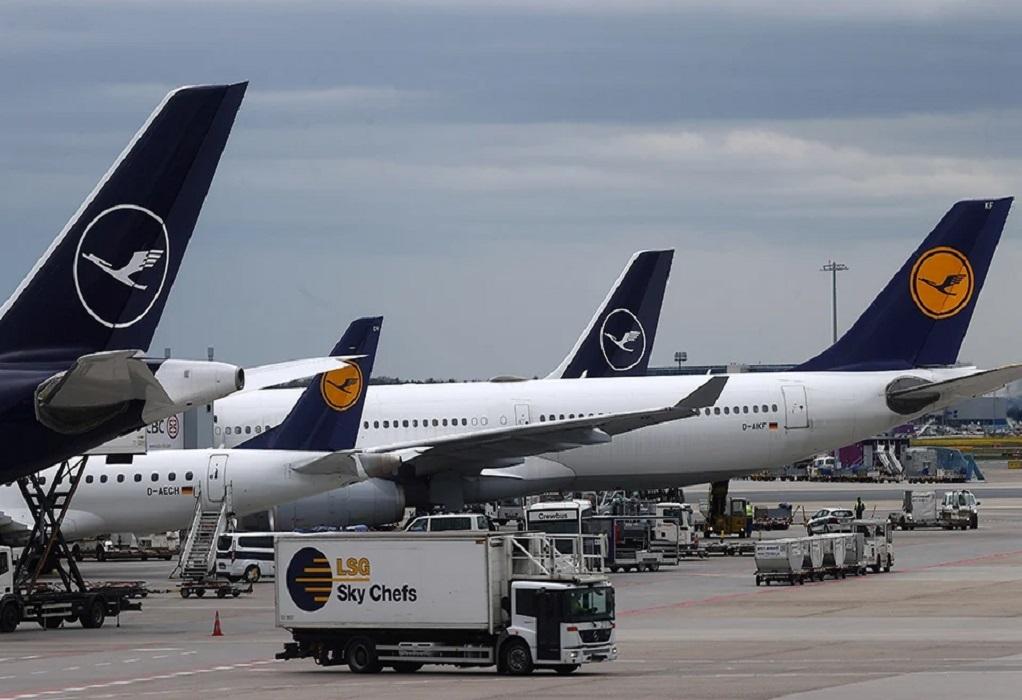 Λευκορωσία: «Απειλή για βόμβα» σε αεροσκάφος της Lufthansa