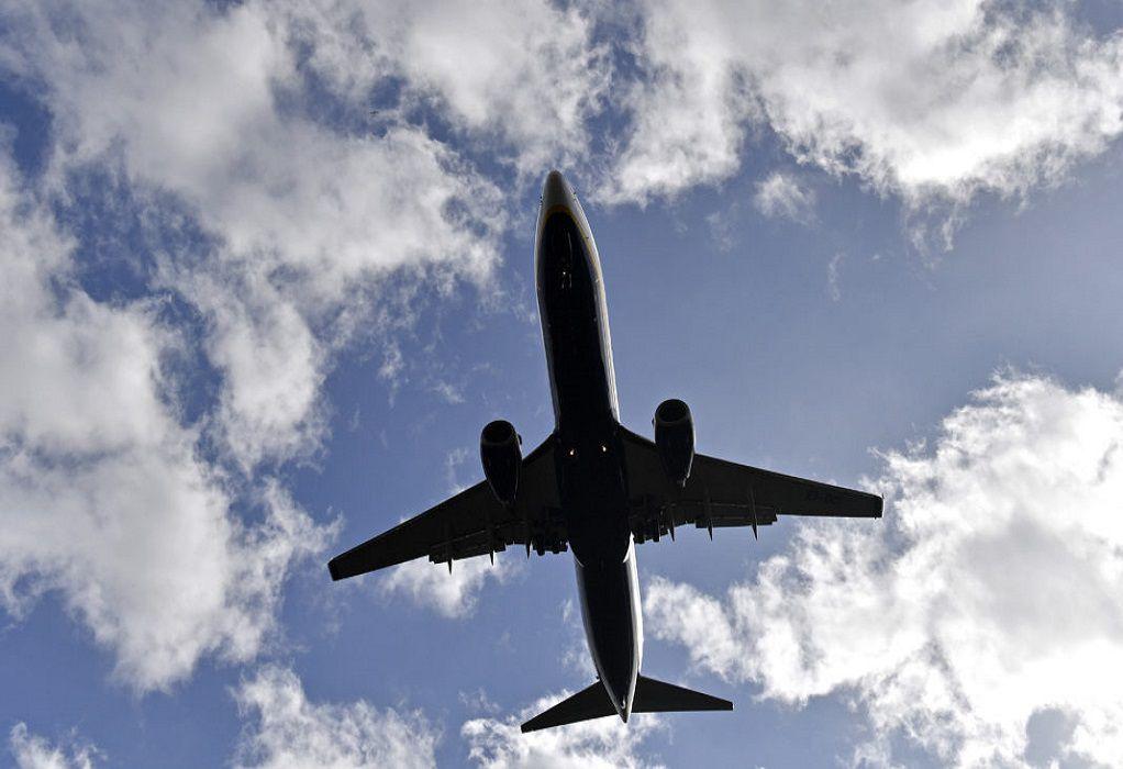 ΥΠΑ: Παράταση notam για πτήσεις προς νησιά