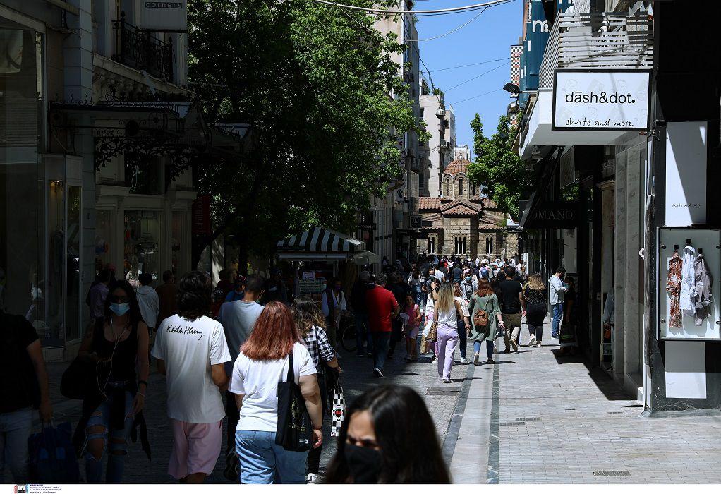 Επιδημιολογικός χάρτης: 337 νέα κρούσματα στη Θεσσαλονίκη – 431 στην Αττική