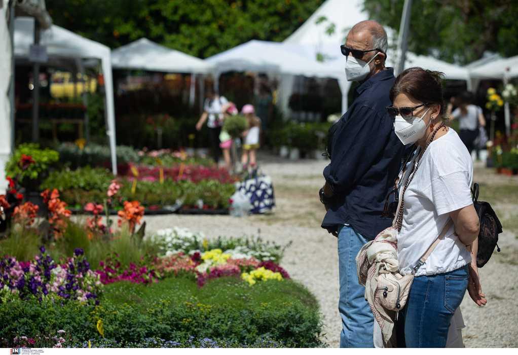 Δήμος Καλαμαριάς: 21-30 Μαΐου η 33η Ανθοκομική Έκθεση