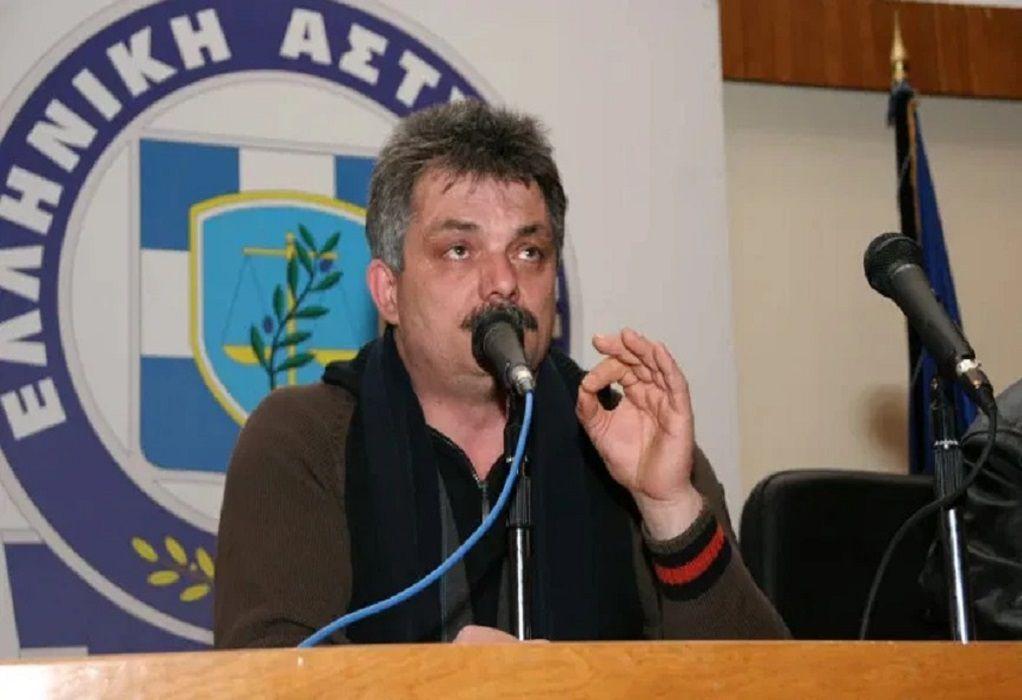 Αντώνης Λιακόπουλος: Έφυγε από τη ζωή ο συνδικαλιστής αστυνομικός