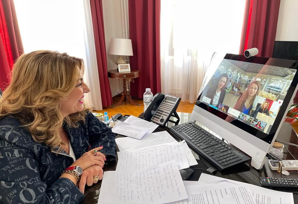 Αντωνίου: Οι γυναίκες μπαίνουν δυναμικά στη βιομηχανία της πληροφορικής
