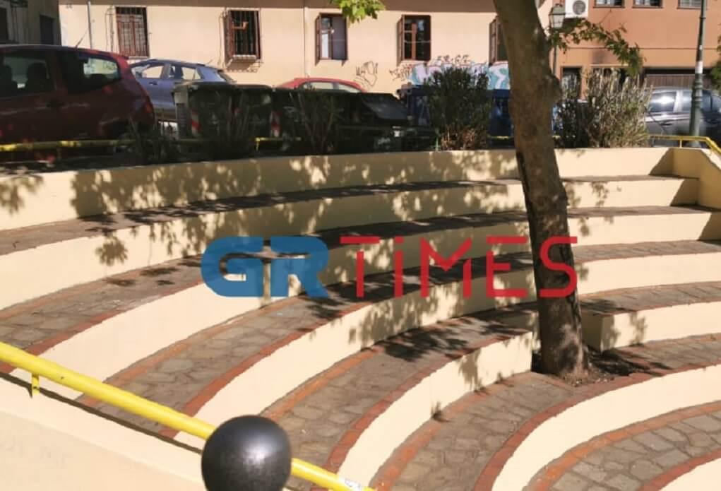 Θεσσαλονίκη: «Καθάρισε» η πλατεία Καλλιθέας – Παραμένει η αστυνομία (ΦΩΤΟ+VIDEO)