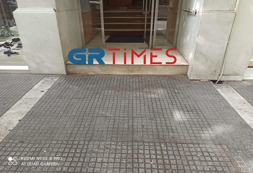 Θεσσαλονίκη: Η ανακοίνωση Αηδονόπουλου για τη νεκρή άστεγη