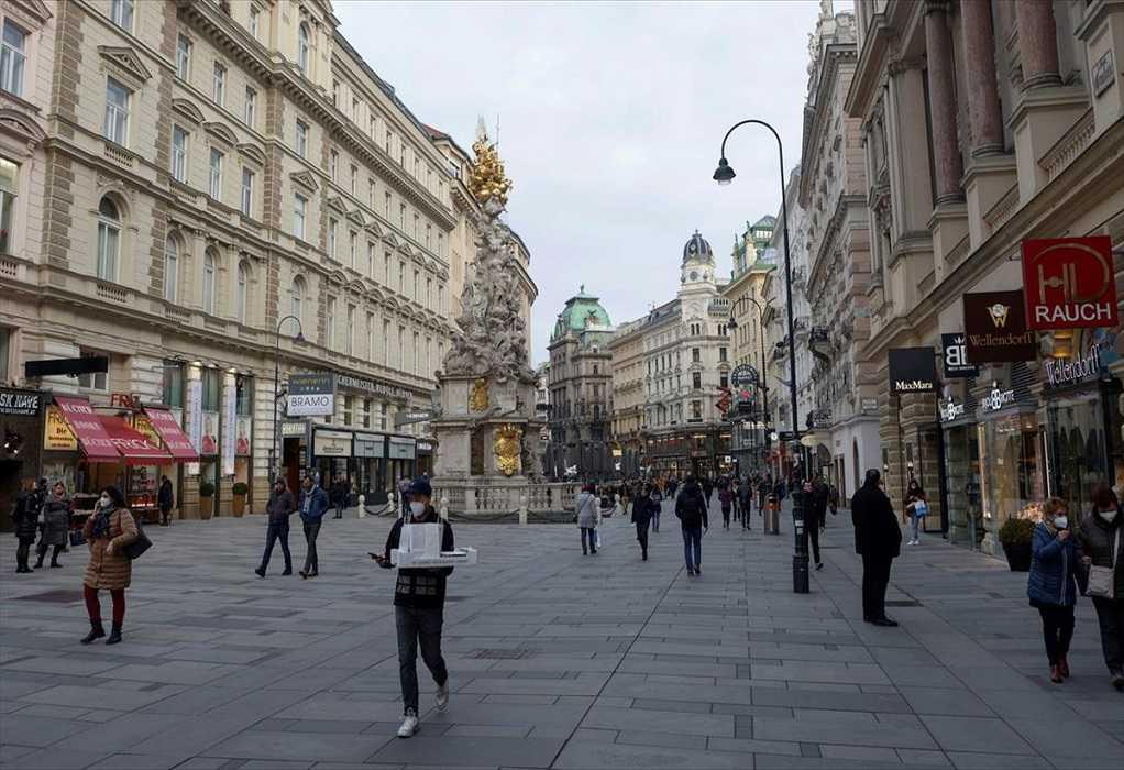 Αυστρία: Το 50% των νέων κρουσμάτων είναι κάτω των 25 ετών