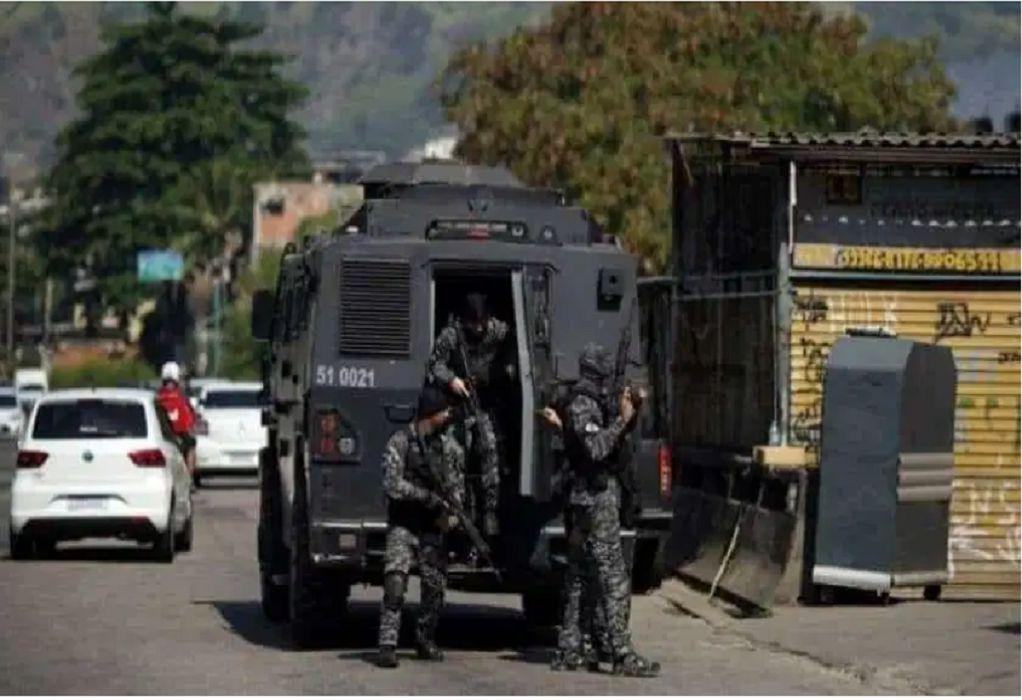 Βραζιλία: Επιχείρηση εναντίον εμπόρων ναρκωτικών – Τουλάχιστον 25 νεκροί