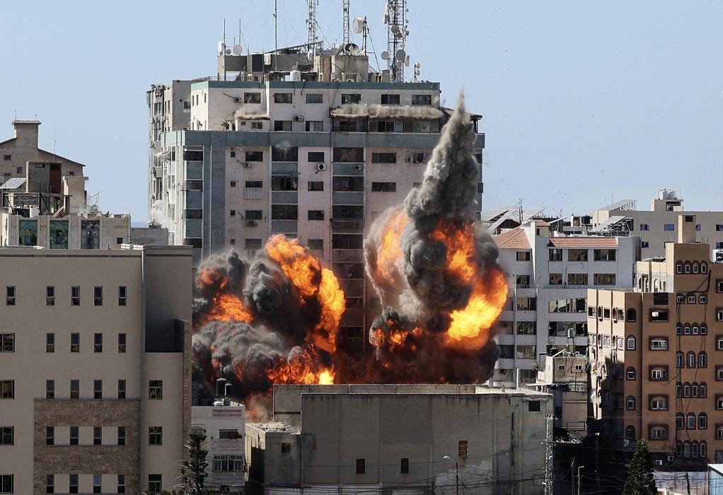 Αλλεπάλληλες επαφές του ΥΠΕΞ των ΗΠΑ για τις εξελίξεις στη Γάζα