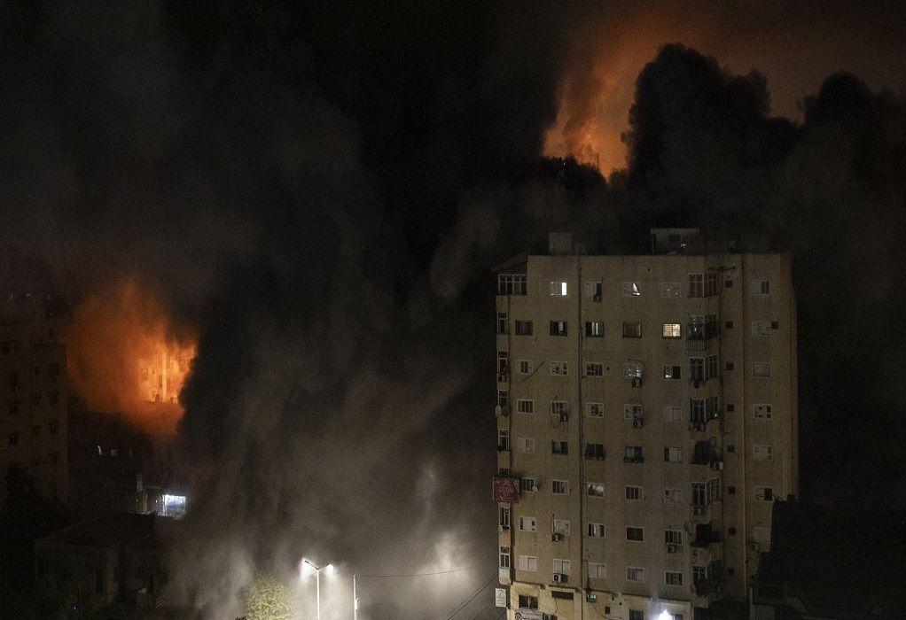 Ισραήλ: Νέος καταιγισμός ρουκετών από τη Λωρίδα της Γάζας (VIDEO)