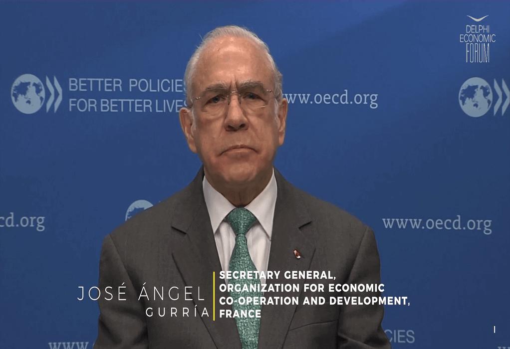 Γ.Γ. ΟΟΣΑ: Το παγκόσμιο ΑΕΠ αυξήθηκε κατά 5,6% το 2021