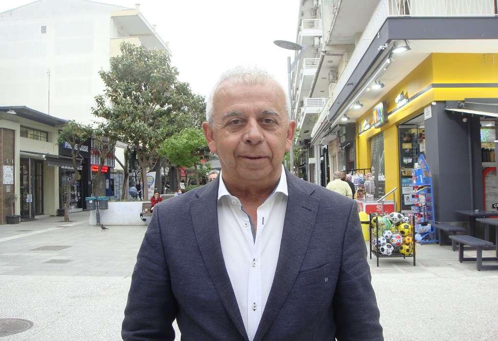 Δ. Καλαμαριάς: Νέος πρόεδρος του ΔΣ ο Δημήτρης Κυρατζής
