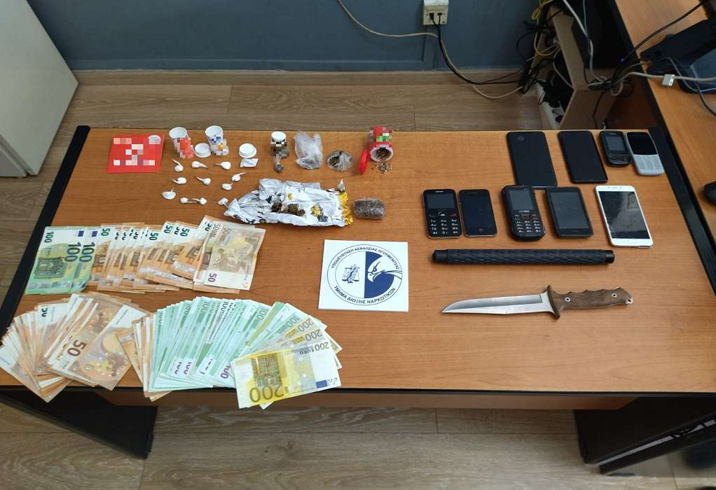 Εξαρθρώθηκε σπείρα διακίνησης ναρκωτικών σε Θεσπρωτία και Πρέβεζα (ΦΩΤΟ)