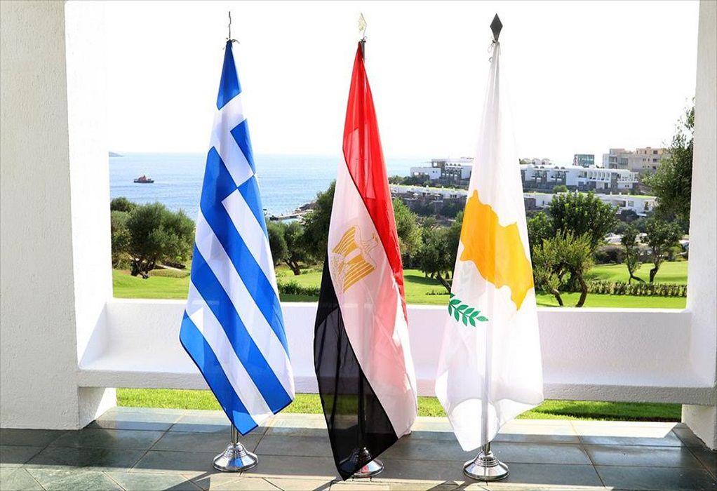 Λευκωσία: Τριμερής συνάντηση υπ. Άμυνας Κύπρου-Ελλάδας-Αιγύπτου σήμερα