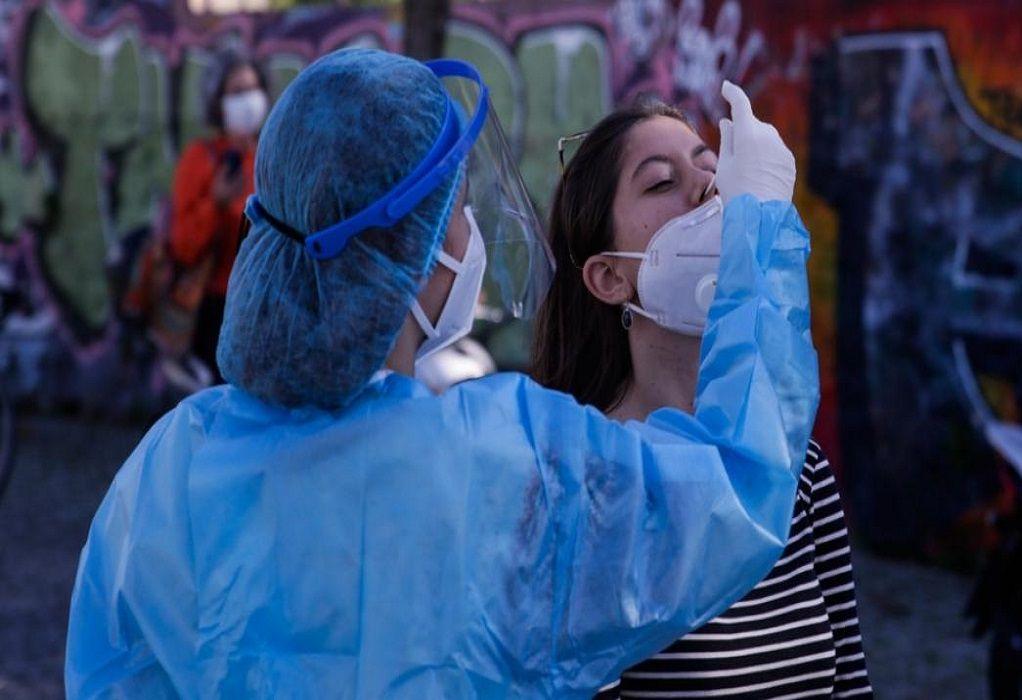 ΕΟΔΥ: 333 κρούσματα κορωνοϊού σε 17.404 Rapid Test την Τετάρτη