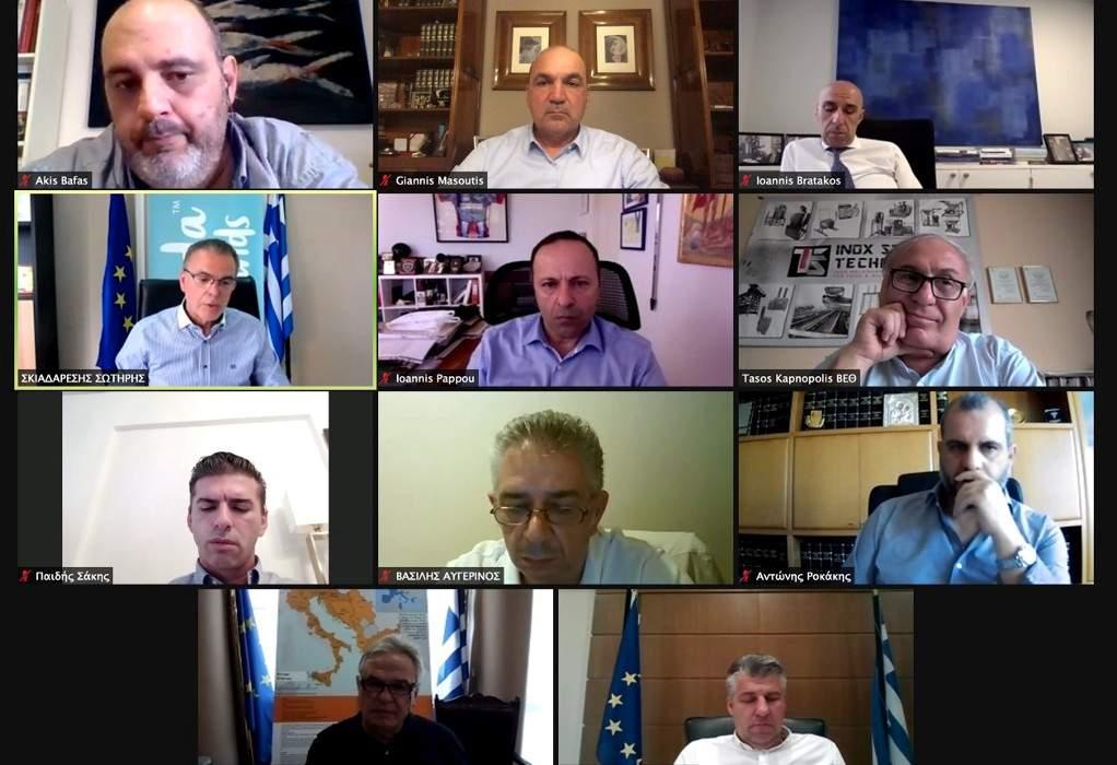 EBEΘ-Γ.Μασούτης: Eκσυγχρονίζεται η εργασιακή νομοθεσία