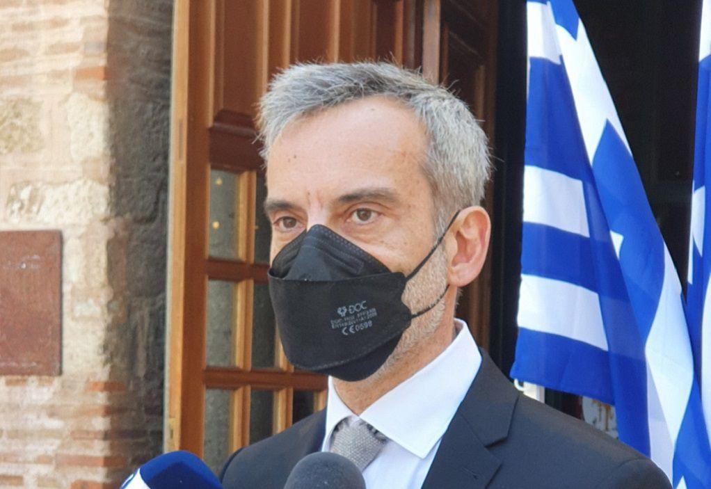 Κ. Ζέρβας: Προχωράει ο σχεδιασμός για το πάρκινγκ στην πλατεία Ελευθερίας