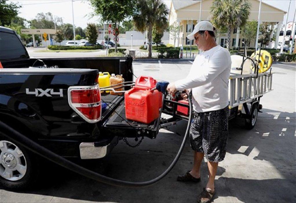 ΗΠΑ: Πανικός για βενζίνη μετά την κυβερνοεπίθεση στον κεντρικό αγωγό μεταφοράς καυσίμων