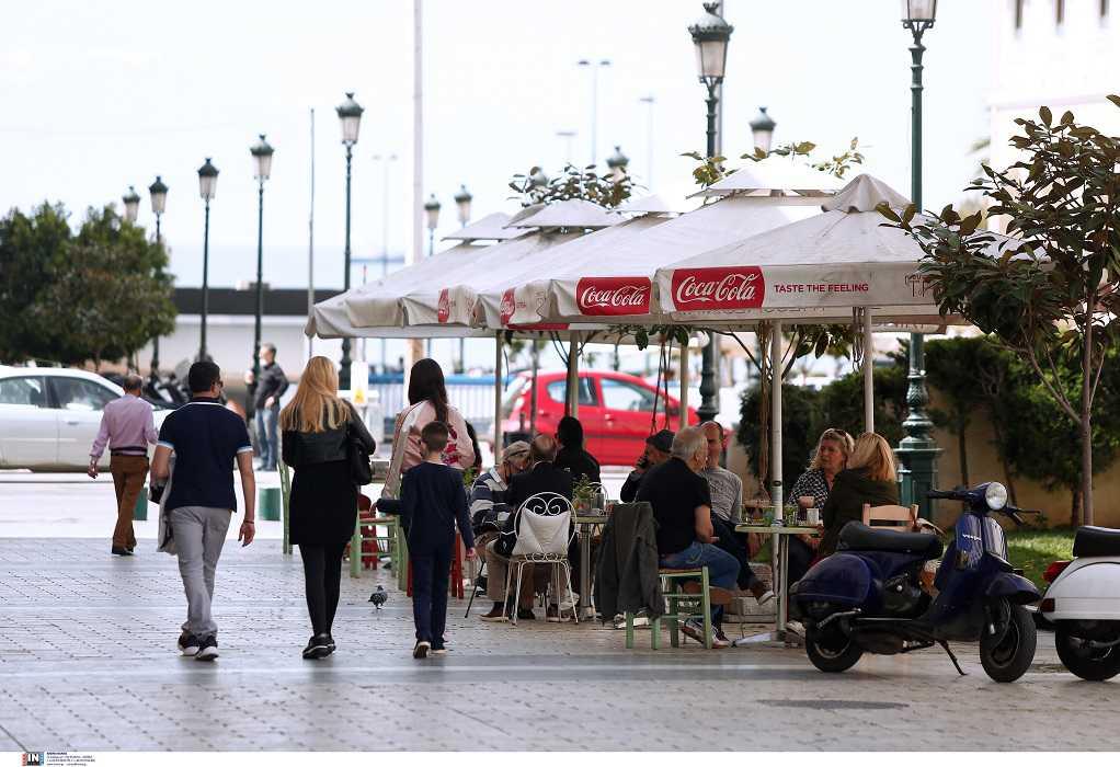 Σταθερά πράσινη η Ελλάδα στον δείκτη θετικότητας – Με προσεκτικά βήματα προς σταδιακές άρσεις περιορισμών