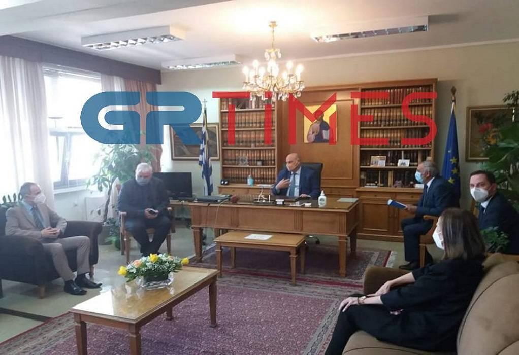 Θεσσαλονίκη: Στα δικαστήρια ο Κ. Τσιάρας για την ηχογράφηση ποινικών δικών (ΦΩΤΟ-VIDEO)