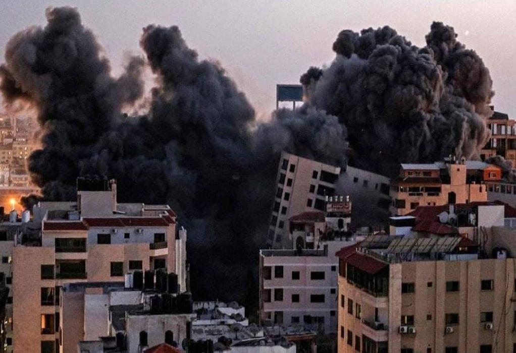 Ισραηλινές επιδρομές πλήττουν τη Γάζα – 42.000 Παλαιστίνιοι εγκατέλειψαν τα σπίτια τους