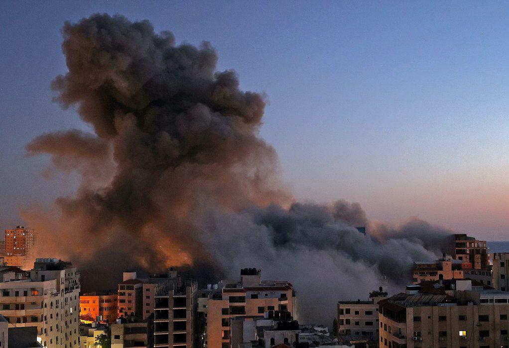 Γάζα: Συνεχίζονται οι ισραηλινοί βομβαρδισμοί – Εντείνονται οι διπλωματικές προσπάθειες