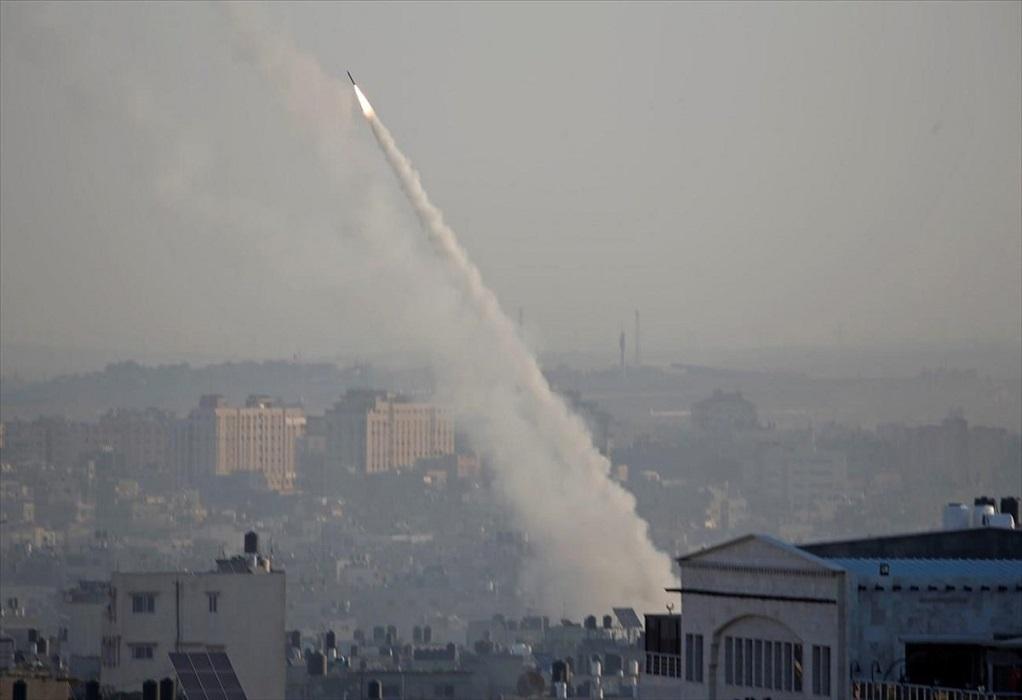 Ισραήλ: Ρουκέτα χτύπησε αγωγό μεταφοράς καυσίμων