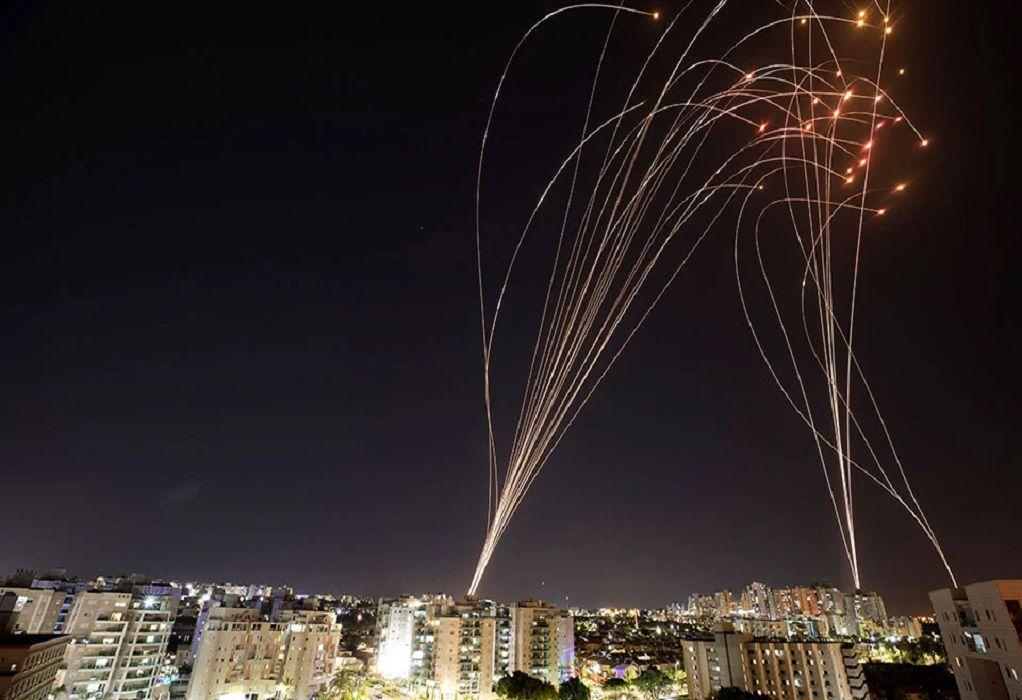 Νύχτα-κόλαση στο Ισραήλ- «Συναγερμός» στο Λοντ