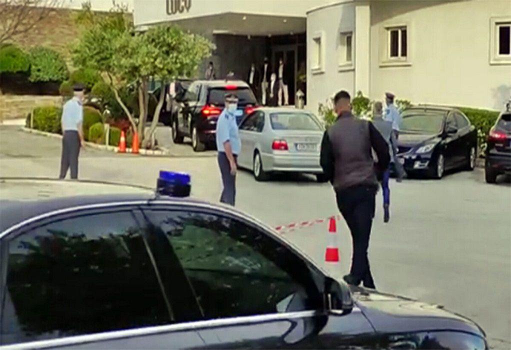 Έφτασε στην Καβάλα ο Υφυπουργός Εξωτερικών της Τουρκίας