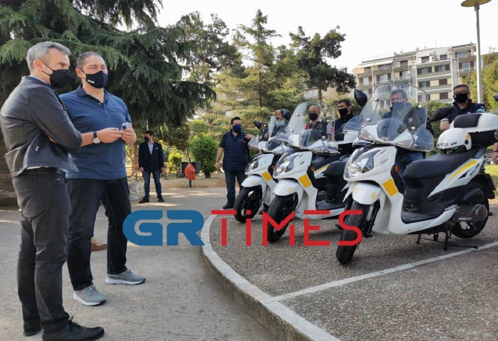 Δ. Θεσσαλονίκης: Ξεκινά η «ΔΙ.ΑΣ.» της καθαριότητας-Έτοιμη η ομάδα ευταξίας (ΦΩΤΟ-VIDEO)