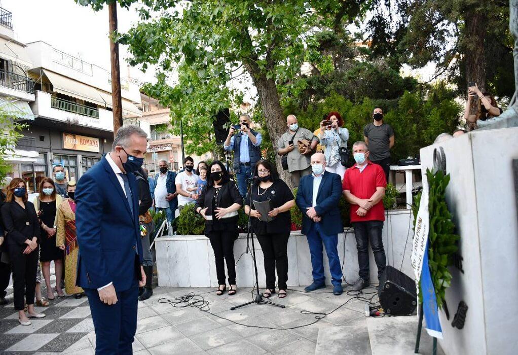 Καλαφάτης: Ο αγώνας για διεθνή αναγνώριση της Ποντιακής Γενοκτονίας συνεχίζεται