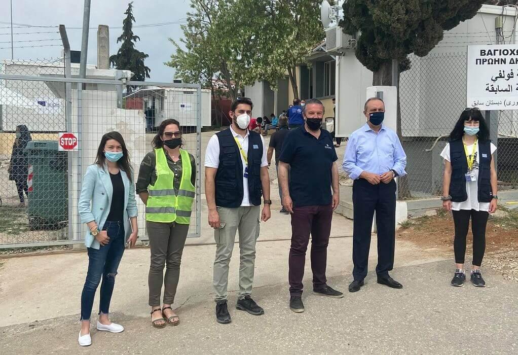 Καράογλου: Στόχος η επιτάχυνση διαδικασιών ασύλου