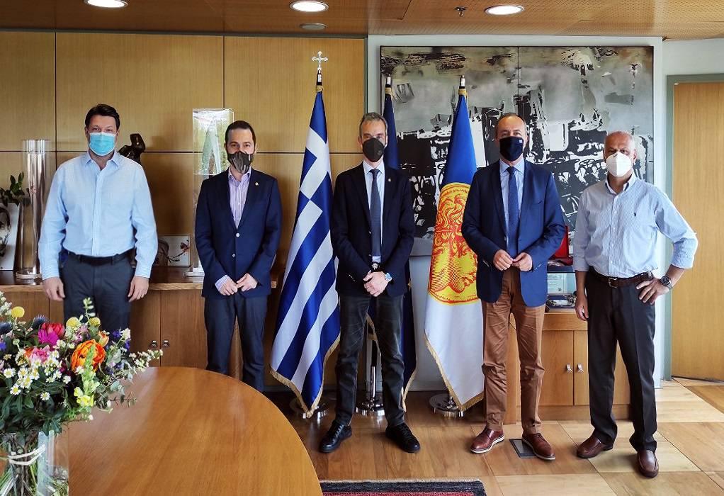 Θ. Καράογλου: Στηρίζει το Thessaloniki Air & Sea Show