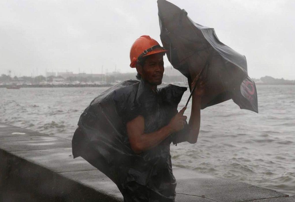 Κίνα: Μετά τις πλημμύρες, ετοιμάζεται για τυφώνα