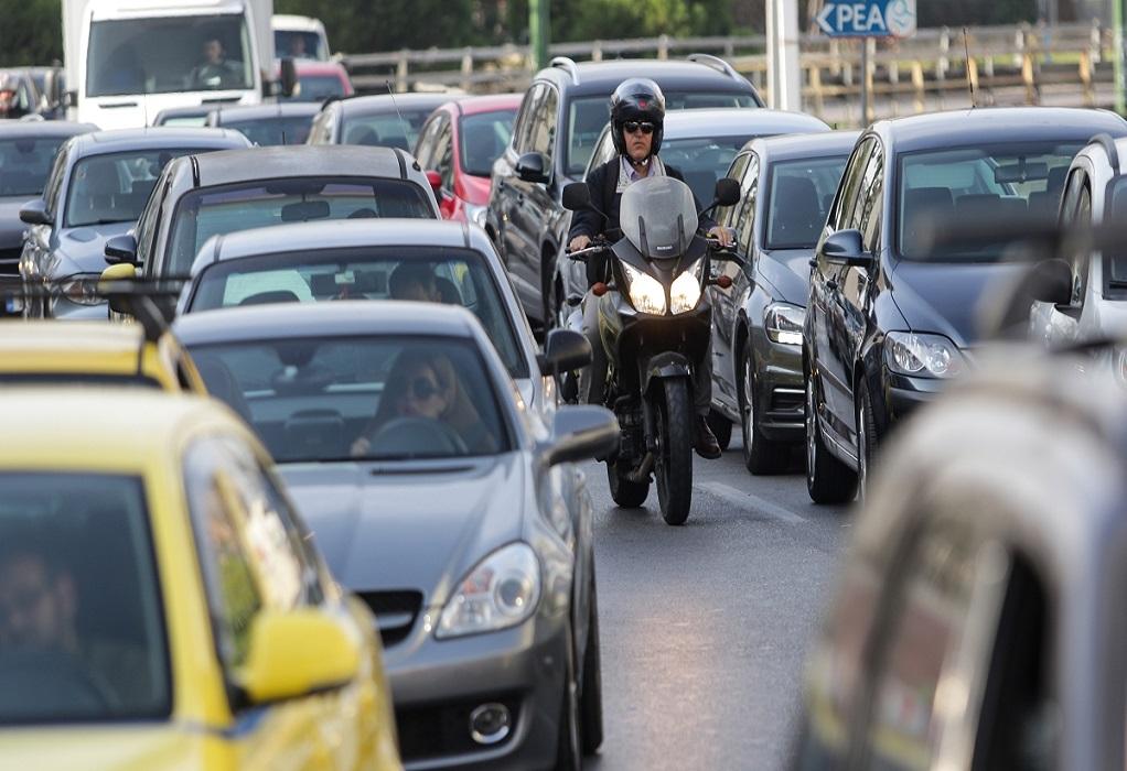 """Αθήνα: Κυκλοφοριακό """"χάος"""" λόγω απεργίας στα ΜΜΜ"""