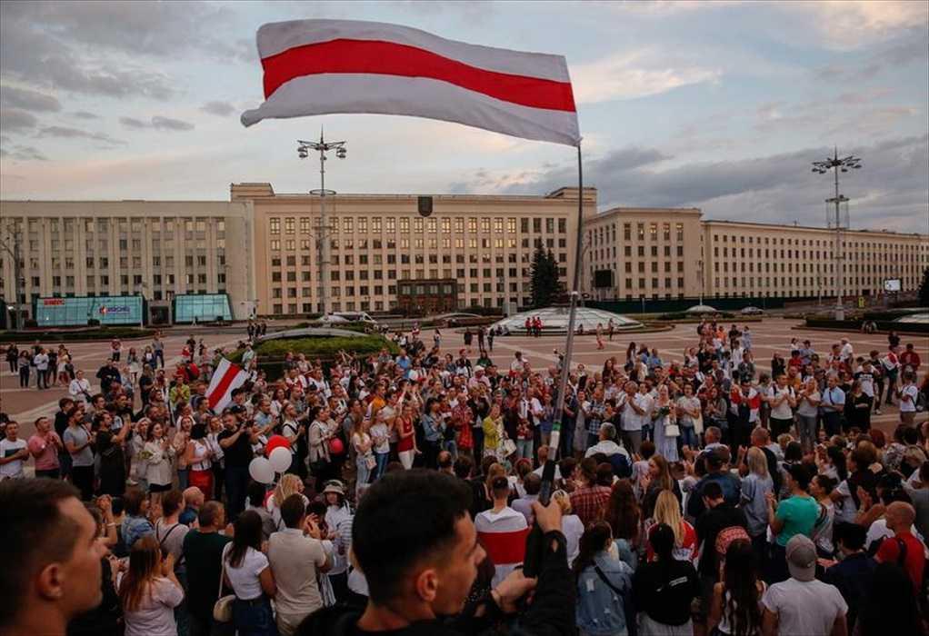 Λευκορωσία: Νόμος απαγορεύει τη δημοσιογραφική κάλυψη διαδηλώσεων