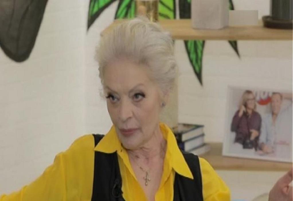 Μαρία Αλιφέρη: «Με εξαφάνισαν τηλεοπτικά γιατί θεωρήθηκα σύμβολο του κατεστημένου»