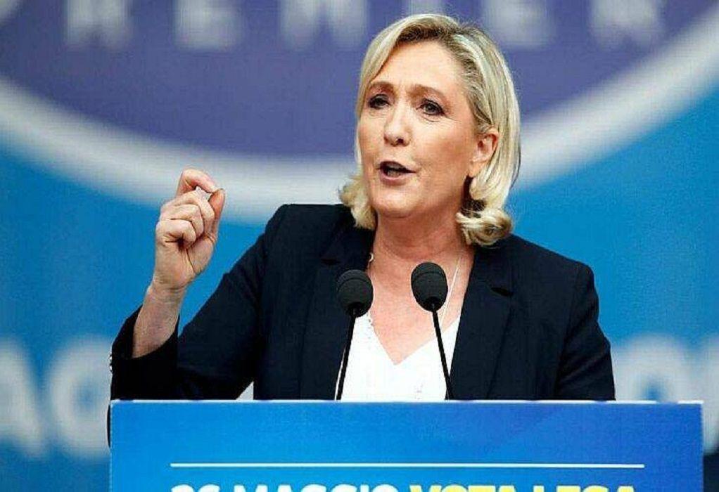 Γαλλία: Ένας στους τρεις θεωρεί ικανή τη Λεπέν για να κυβερνήσει