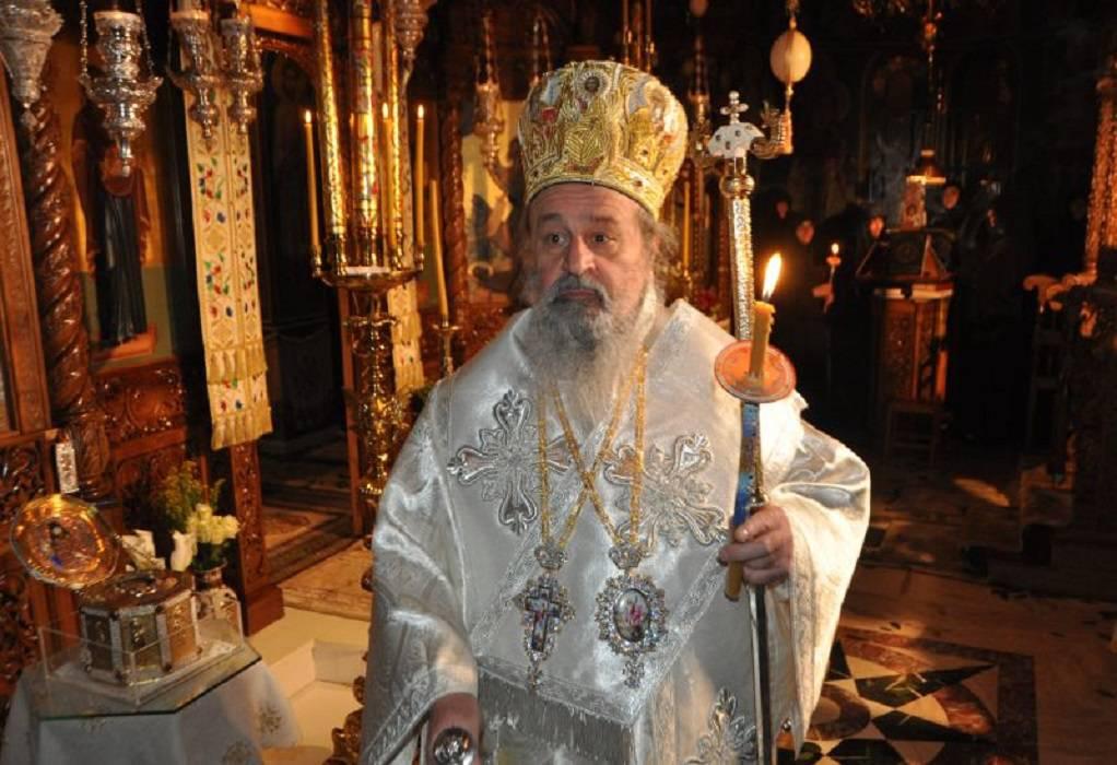 """Δεν κάνει πίσω ο Μητροπολίτης Δράμας για το """"αντάρτικο"""" των ιερέων"""
