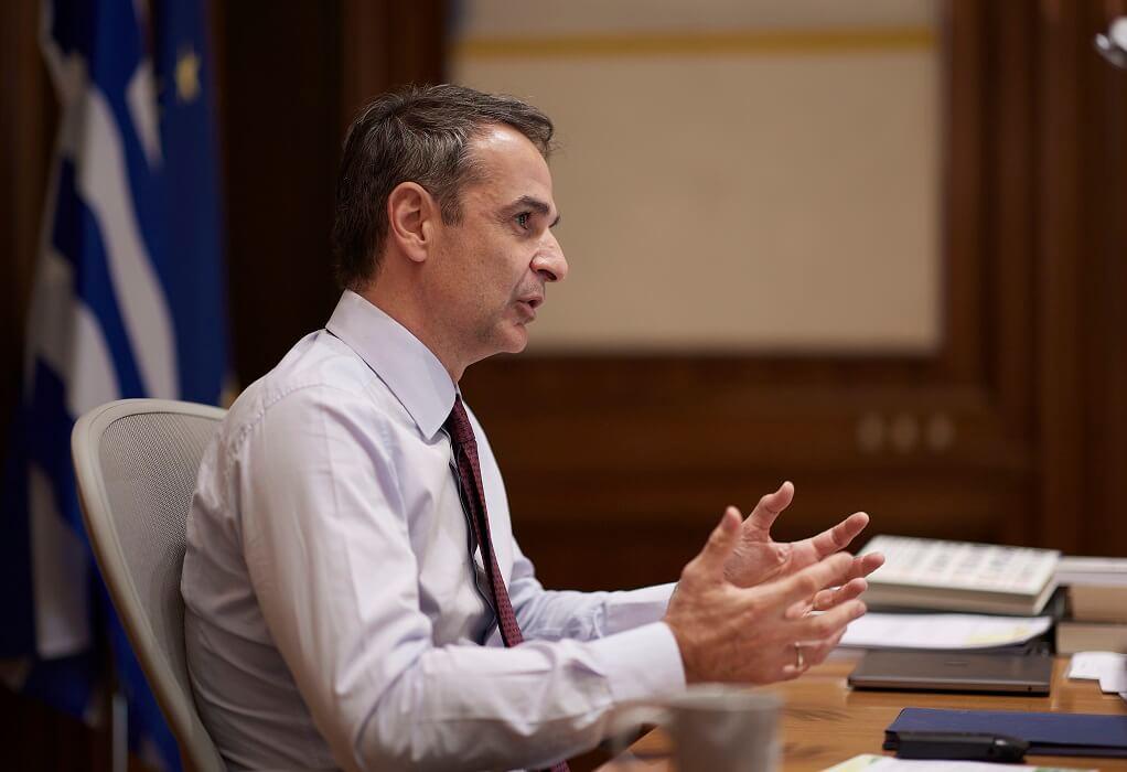 Παρουσία πρωθυπουργού η συζήτηση για το αναπτυξιακό παράδειγμα της χώρας