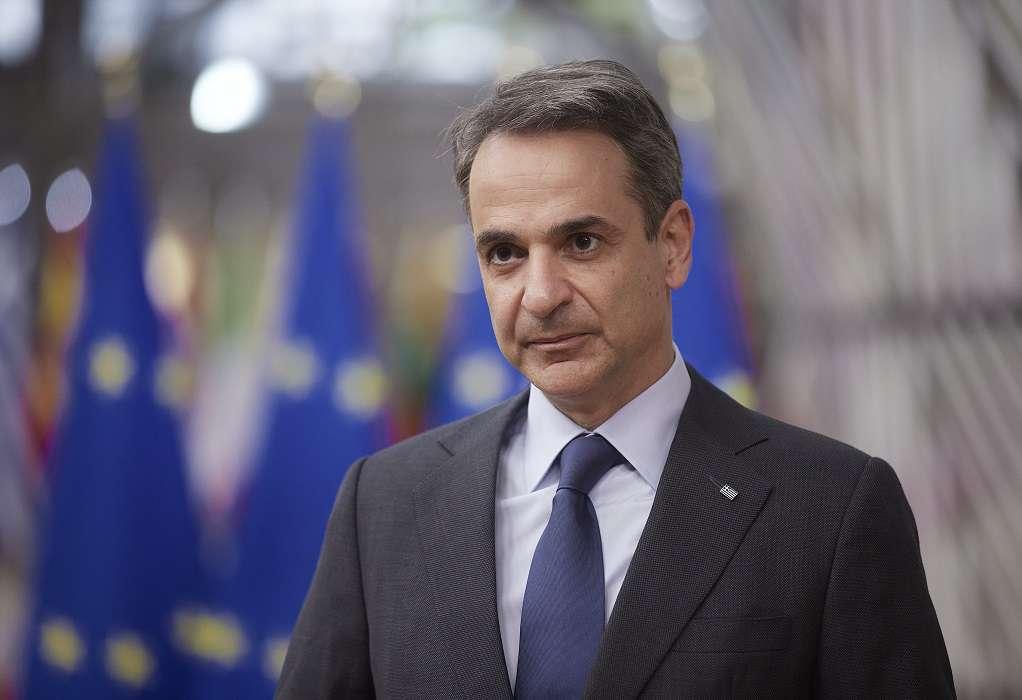 Στις Βρυξέλλες αύριο ο πρωθυπουργός