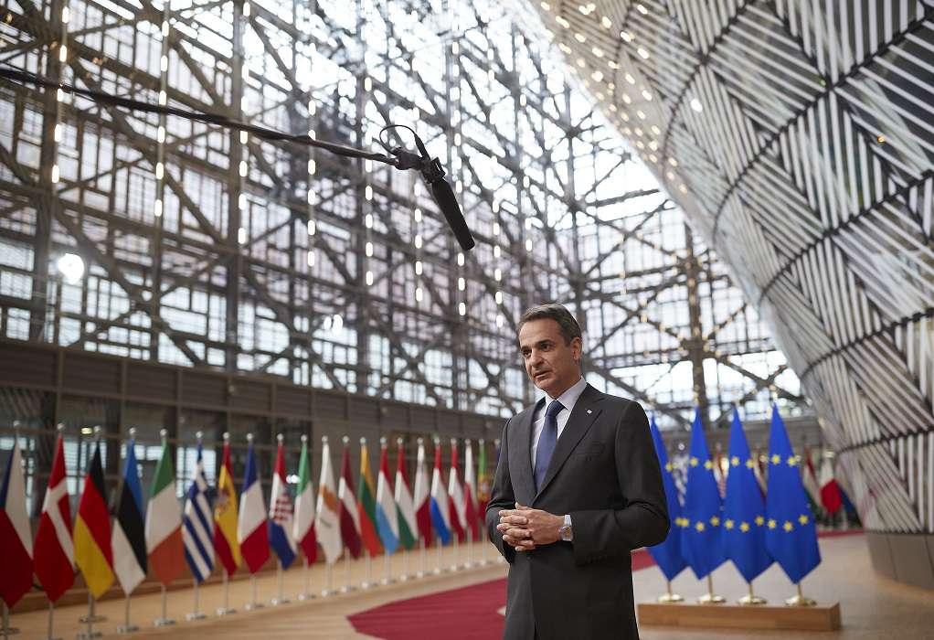 Σύνοδος Κορυφής: Διαβατήριο ανάπτυξης η ελληνική πρόταση