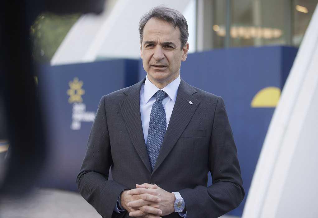 Τι δήλωσε ο πρωθυπουργός κατά την προσέλευση του στην άτυπη Σύνοδο του Πόρτο (VIDEO)