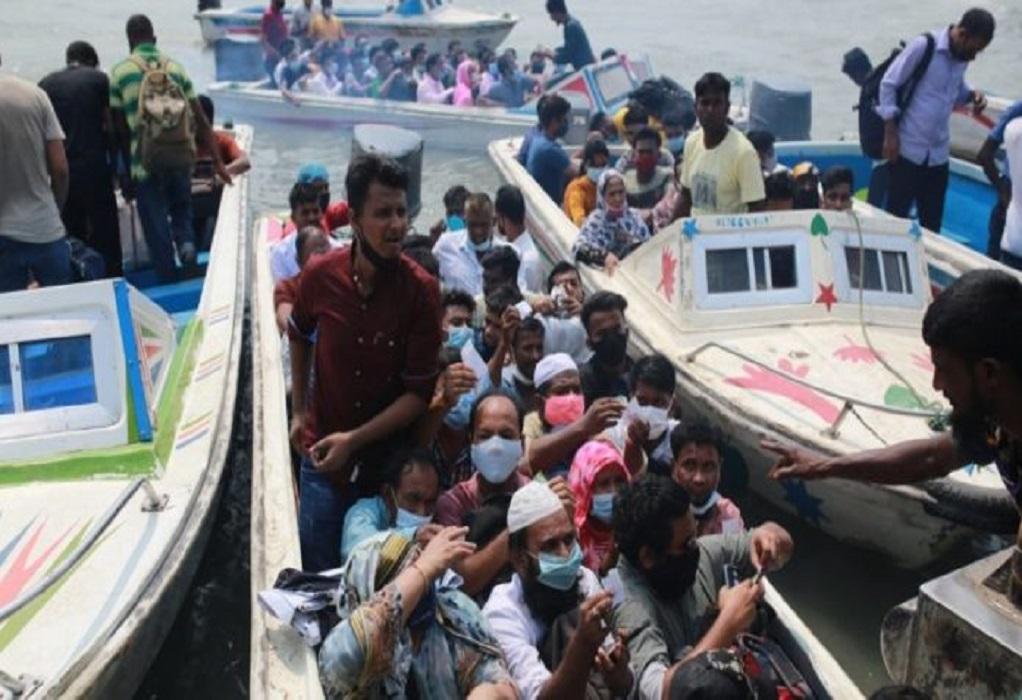 Μπανγκλαντές: Τουλάχιστον 26 νεκροί σε σύγκρουση πλοίων