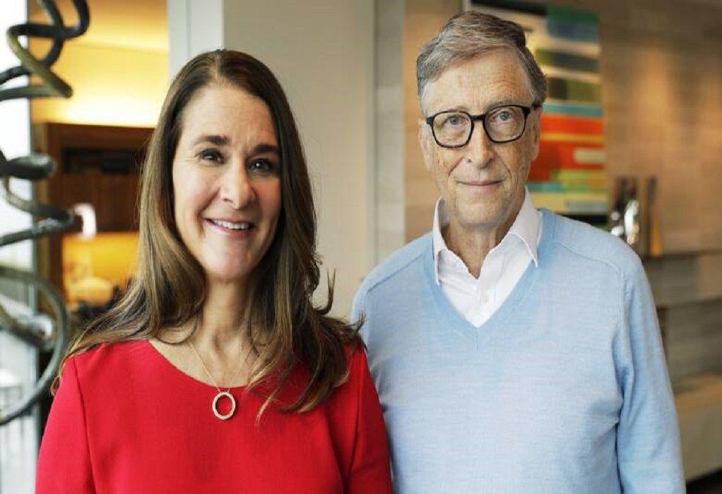 Μπιλ και Μελίντα Γκέιτς: Χωρίζουν μετά από 27 χρόνια γάμου