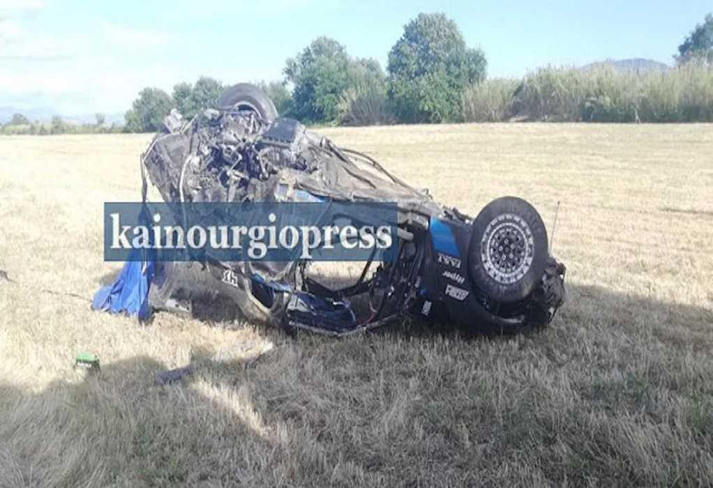 Αγρίνιο: Σε εξέλιξη έρευνες για το δυστύχημα σε αγώνα dragster