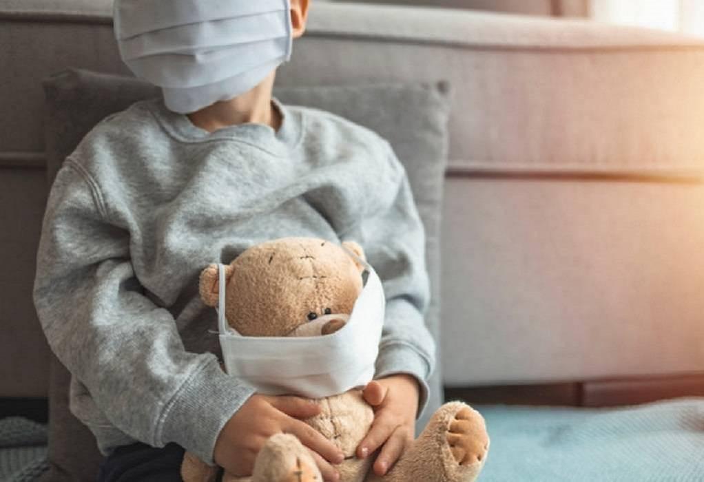 Κορωνοϊός: Τι «αφήνει» η λοίμωξη στα παιδιά – Πότε υποχωρούν τα συμπτώματα