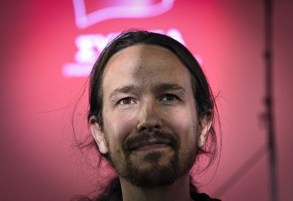 Podemos: Εγκαταλείπει την πολιτική ο Πάμπλο Ιγκλέσιας