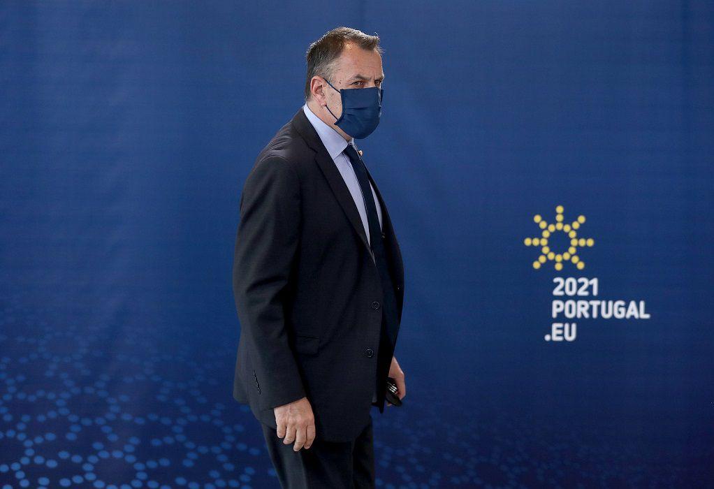 Ν. Παναγιώτοπουλος από Λισαβόνα: Η Ελλάδα στηρίζει πλήρως την ενδυνάμωση της σχέσης ΕΕ-ΝΑΤΟ