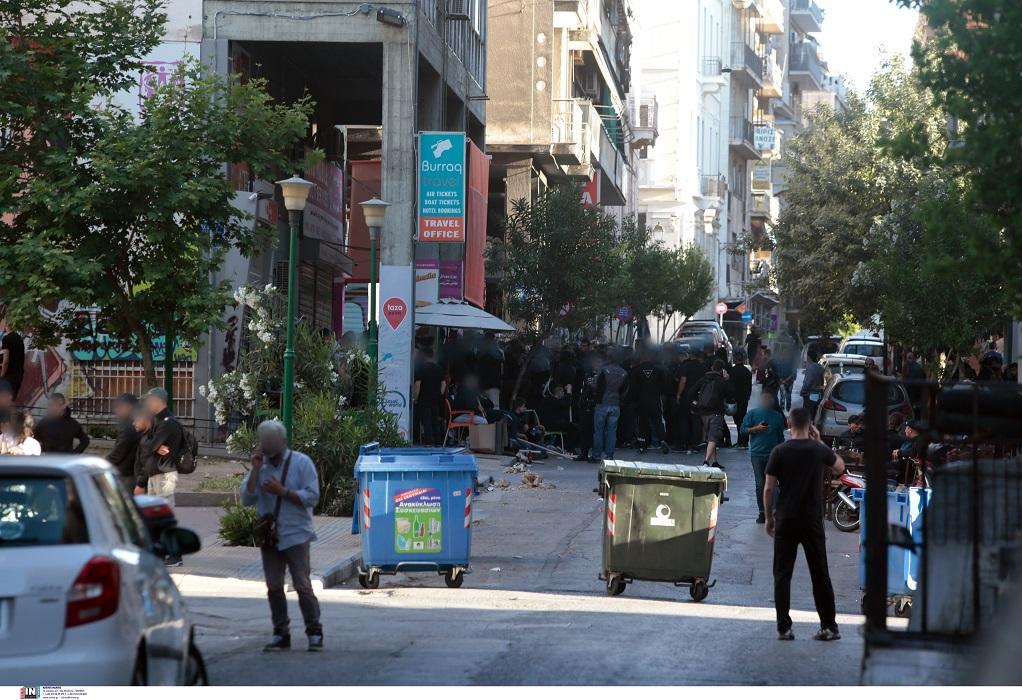 Απαγόρευση συναθροίσεων στο κέντρο της Αθήνας ενόψει τελικού κυπέλλου